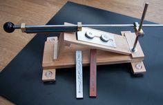 Ein (sehr) wirksames Toool zum Schärfen von Messern...