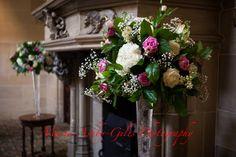 Elegant Wedding, Wedding Flowers, Wedding Photos, Floral Wreath, Wreaths, Stylish, Home Decor, Marriage Pictures, Floral Crown