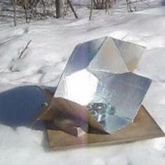Solar Cooker, Cooking, Winter, Design, Cuisine, Kitchen, Design Comics, Brewing, Kochen