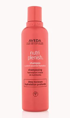 Decadent shampoo with vegan superfood blend of potent plant butter and oils, cleanses and replenishes dry hair with nutrient-powered hydration. Aveda Shampoo, Moisturizing Shampoo, Hydrate Hair, Moisturize Hair, Hdpe Bottles, Taehyung, Pomegranate Seed Oil, Hair Cleanse, Home
