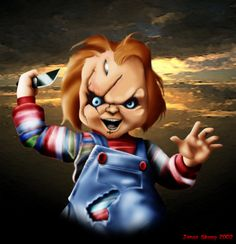 """*-*-*-* the selection of """" Le Journal de Veg """" *-*-*-* *Special* *** perso - Chucky *** Childs Play Chucky, Raiders Stuff, Bride Of Chucky, Oakland Raiders Football, Raiders Baby, Horror Icons, Raider Nation, Sports Art, Horror Movies"""