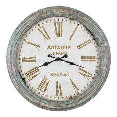 Rue Murillo Verdi Clock