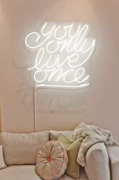 you only #live once