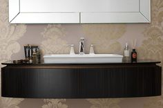 Bloomsbury Collection offers timeless bathroom elegance - See more at INSIDE ID  #bagnodesign #bagno #design
