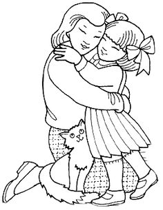 free lds clipart to color for primary children | lds clipart gallery primary 1 pictures of lds primary children being ...