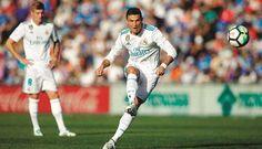 Cristiano Ronaldo late winner helped Real Madrid beat Getafe. For more info: http://loco-amigos.com/