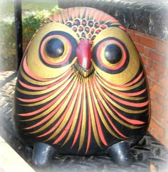 Pretty cool owl.