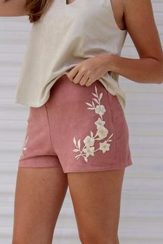 Make Me Blush Shorts