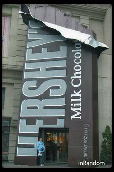 Hershey's World of Chocolate Store