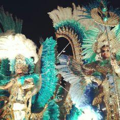 Carnavales Las Tablas 2014