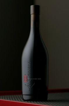 Premium branding and package design for wine, beer, spirits & cannabis. Wine Bottle Design, Wine Label Design, Wine Bottle Labels, Wine Bottle Holders, Bottle Packaging, Brand Packaging, Whisky, Bourbon, Wine Logo