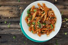 Go Cook Something in Your Kitchen   Easy 20 Minute Vegan One Pot Pasta