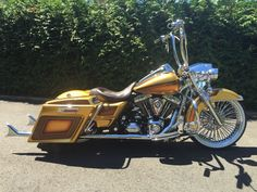 2010 Road King Cholo Style