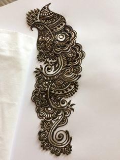 Hena Designs, Mehndi Designs Book, Mehndi Design Pictures, Mehandi Designs, Henna Doodle, Henna Ink, Henna Tattoos, Beautiful Henna Designs, Arabic Henna