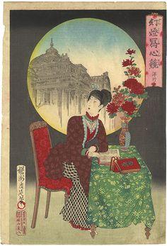 Kimono: Kyoto to Catwalk Traditional Japanese Kimono, Traditional Art, Era Meiji, Korean Illustration, Japanese Mythology, Japanese History, Art Japonais, Call Art, Native American Tribes