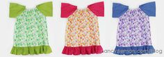 How to Sew Little Dresses for Africa with Nancy Zieman | Sewing With Nancy