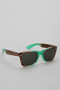 Tortious Fade Square Sunglasses #urbanoutfitters