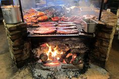 Texas - Driftwood - The Salt Lick BBQ - Barbecue pit
