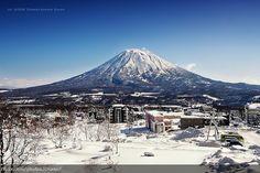 Mount Yotei, Niseko, Hokkaido, Japan