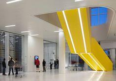 James B Hunt Jr Library // Snohetta // North Carolina, USA