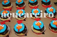 Minicupcakes!