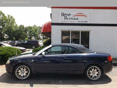 2006 #AUDI #S4 #forsale in #Raleigh #NC at #RaleighPreOwned #usedcar #dealership
