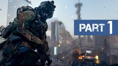 Call of Duty Advanced Warfare Gameplay Walkthrough Part 1 (PS4) [Introdu...