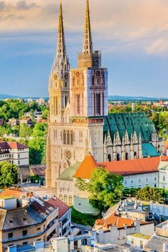 If you want to get to a Zagreb airport hotel, the Zagreb train station or one of the hotels in Zagreb city center from Zagreb airport, you have many options in Croatia Itinerary, Croatia Travel Guide, Europe Travel Tips, European Travel, Travel Destinations, Holiday Destinations, Budget Travel, Italy Travel, Travel Guides
