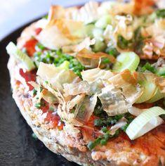 Okonomiyaki [street food japonés] | Con un par de guindillas | Gastronomía, viajes, salud y nutrición