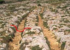 Каменные Дороги - Cart ruts