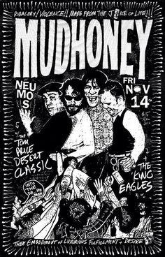 Mudhoney at Neumos, vamos?