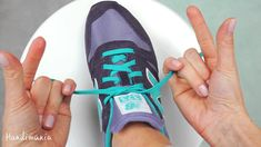 Learning to tie shoe laces is a rite of passage, but lacing your shoes can also be a fun kids activity. There are so many ways to lace your shoes – start with this standard criss-cross style. Teaching Kids, Kids Learning, Ways To Tie Shoelaces, Learn To Tie Shoes, Fun Activities For Kids, Kid Shoes, Your Shoes, Kids And Parenting, Parenting Tips