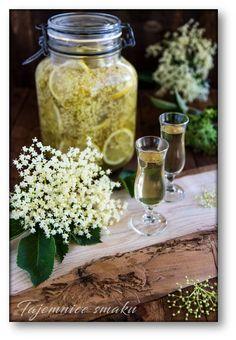 Nalewka z kwiatów czarnego bzu – nalewka z kwiatów hyćki – Tajemnice smaku Dyi, Food, Meal, Eten, Meals