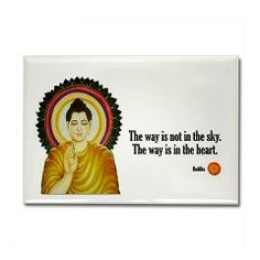 Buddha Buddhism Quotes Rectangle Magnet #Magnets #Buddha #Gifts