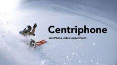 Горнолыжник из Швейцарии заснял спуск с горы на iPhone 6 в 360-градусном ракурсе