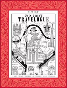 Pictura Prints: Travelogue: Owen Davey: 9781783700684: Amazon.com: Books