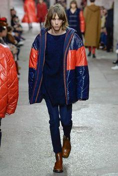 Dries Van Noten Autumn/Winter 2017 Menswear Collection | British Vogue