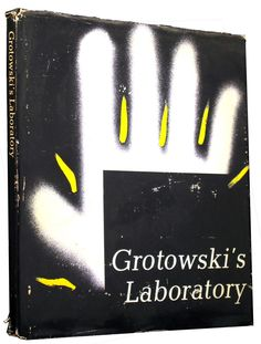 A celebratory retrospective of Jerzy Grotowski's Laboratory Theatre and its contribution to avante garde performance, lavishly and dramatically (as befits) illustrated with b/w photography, throughout. Bookseller Inventory # 5393