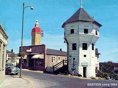 BASTION circa 1954, Nanaimo