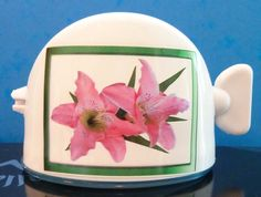 """PennerProducts' new FLORAL COLLECTION - """"Pink Lillies"""""""