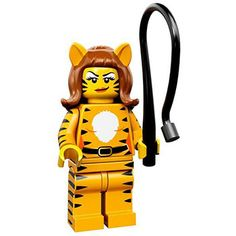 LEGO Tiger Woman Minifigure
