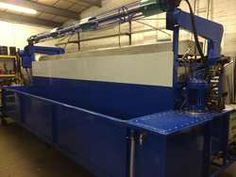 Havencrown HN5000 MKII   Hydraulic machine made in 2001, refurbished in 2014.  Many new parts, shot blasted and re-sprayed.  3 Phase 32 amp supply needed.
