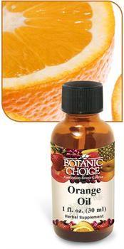 Citrus sinensis  100% pure, natural orange oil. Classic orange aroma. Brings back summertime memories!