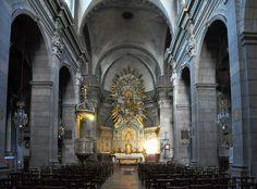 Église Saint-Maurice (Besançon). Franche-Comté