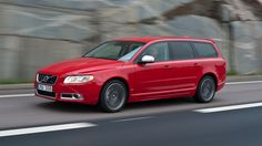 The #Volvo V70 is able to do up to200k miles giving the same fuel return. Comfort for the driver and the passengers