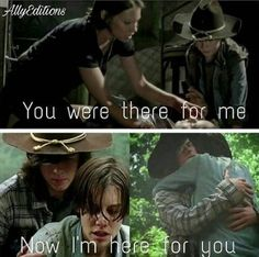 """Carl & Maggie S3 & S7: S7 E1 """"The Day Will Come When You Won't Be"""""""