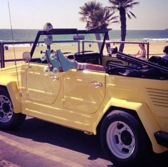Summer Style~ The VW thing and our Moxi Roller Skates!