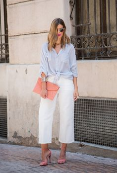 How to Wear Stripes This Summer: 30 Outfit Ideas | StyleCaster