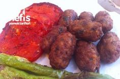 Kıbrıs Köftesi (Patates Köftesi) - Nefis Yemek Tarifleri Tandoori Chicken, Chicken Curry, Ethnic Recipes, Replay, Food, Losing Weight, Essen, Meals, Yemek