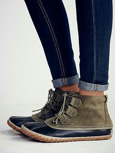 Sorrel Boot. Green